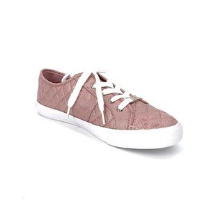 G by Guess Dark Pink GG Backer Sneakers